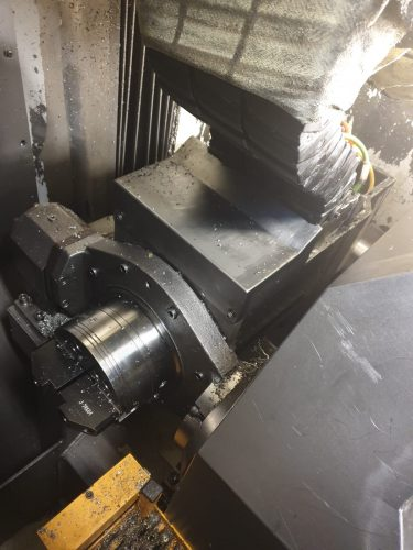 CNC Rotary Axis